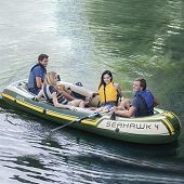 Best 3 & 4 Person Inflatable Boat, Raft & Canoe Reviews 2021