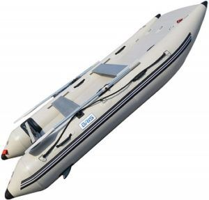 BRIS 11 ft Inflatable Catamaran review