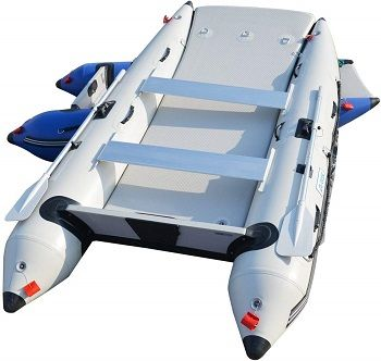 BRIS 11 ft Inflatable Catamaran
