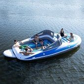 Best 5 Inflatable (Blow Up) Speed Boat Yacht In 2021 Reviews