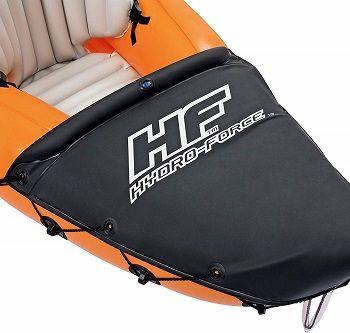 Bestway Lite Rapid X2 Inflatable Kayak review