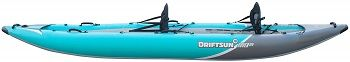 Driftsun Rover 220 Inflatable Tandem Kayak review