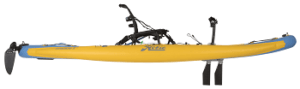 Hobie Mirageinflatable single kayaki11s