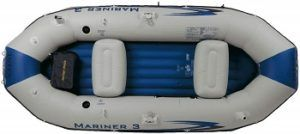 Intex Mariner 3 Inflatable Boat review