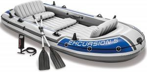 IntexExcursion 5 Inflatable Boat