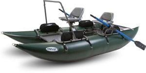 Orvis Outcast Fish Cat 13 Pontoon Boat