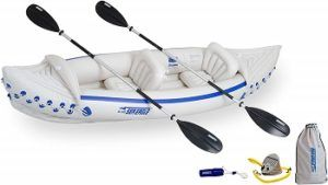Sea Eagle 330 Deluxe Other Version