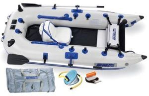 Sea Eagle Inflatable Pontoon Boat review