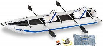 Sea Eagle Paddleski 435ps