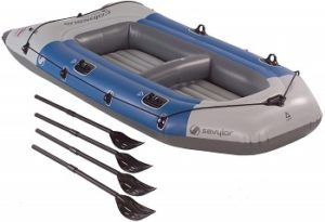 Sevylor 4 Person Inflatable Boat