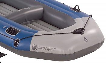 Sevylor 4 Person Inflatable Boat review