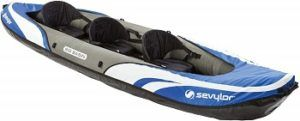 Sevylor Big Basin Inflatable Kayak