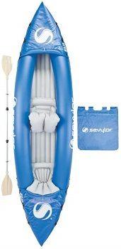 Sevylor Fiji Inflatable Kayak review