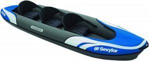 Sevylor Hudson 3 Person Inflatable Kayak