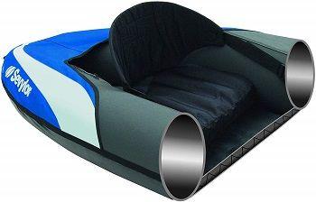 Sevylor Hudson 3 Person Inflatable Kayak review