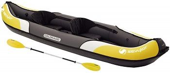 Sevylor Inflatable Kayak Colorado Kit Another Version