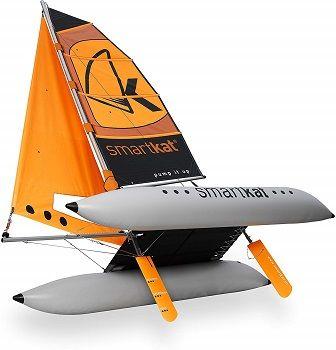 Smartkat Inflatable Sailing Catamaran review