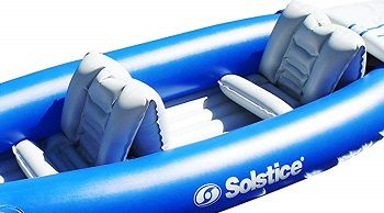 Solstice Rogue Inflatable Kayak eview