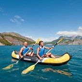 Best 4 Inflatable Kayaks & Canoes With Motor In 2021 Reviews