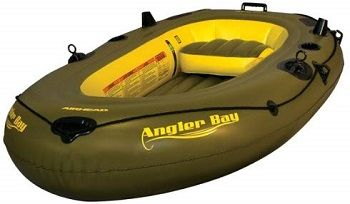 Airhead Angler Bay 6-person Inflatable Boat