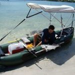 Best 5 Inflatable Fishing Kayaks For Sale In 2020 Reviews & Tips