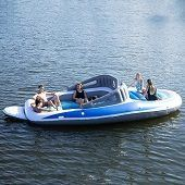 Best 5 & 6 Person Inflatable Boat,Raft & Dinghy Reviews 2021