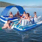 Best 5 Inflatable Rafts For 2, 4 Or 6 Person In 2020 Reviews