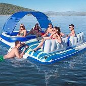 Best 5 Inflatable Rafts For 2, 4 Or 6 Person In 2021 Reviews
