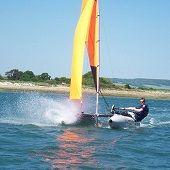 Best Inflatable Catamaran And Sailboat Picks In 2020 Reviews