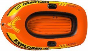 Intex Explorer 100 Inflatable Boat review