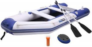 PEXMOR 7.5 Inflatable Dinghy Boat