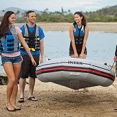 Top 5 Emergency Inflatable Raft & Rescue Boat In 2020 Review