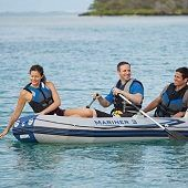 Top 5 Inflatable Boats With Trolling (Electric) Motor Reviews