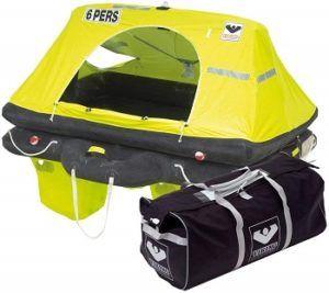 VIKING RescYou Liferaft 6 Person Valise Offshore Pack