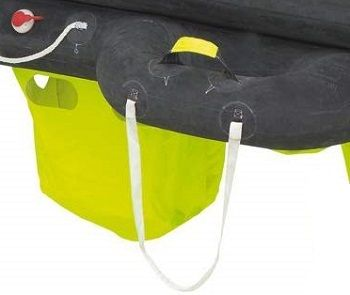 VIKING RescYou Liferaft 6 Person Valise Offshore Pack review