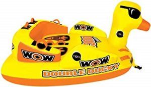 WOW Watersports Mega Ducky 19-1060 review